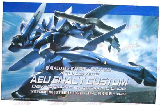 TTGundam Accessories1144 dedicated AEU develop style special equipment type (experimental development) (00-20)