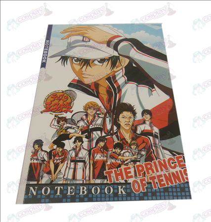 The Prince of Tennis Accessories Notebook