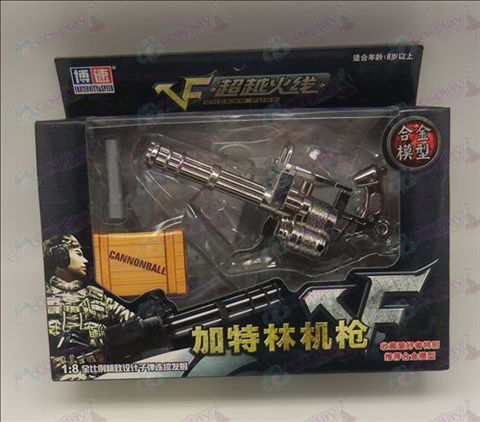 CrossFire Accessories Gatling gun (1:8)