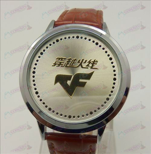 Advanced Touch Screen LED Watch (CrossFire Accessories logo)