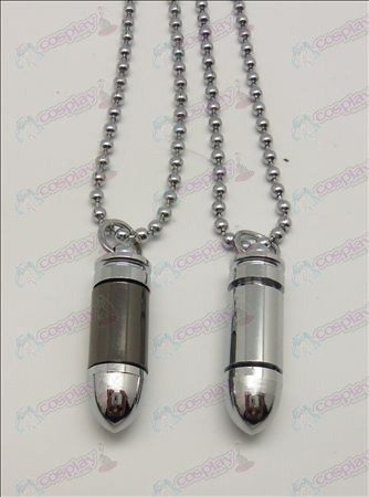 Blister CrossFire Accessories Bullet Necklace