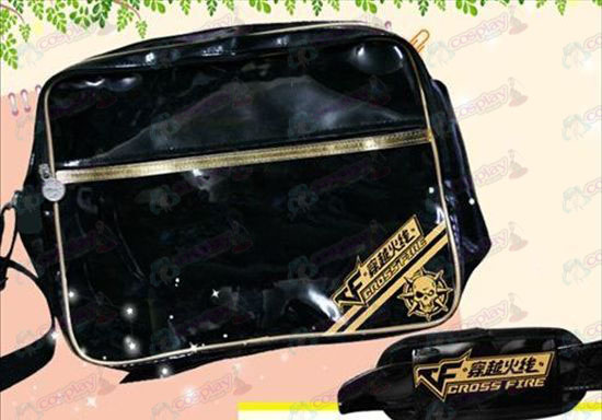 CrossFire AccessoriesLogo Phnom Penh bag (black)