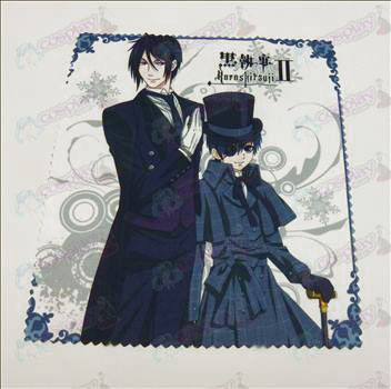 Glasses cloth (Black Butler Accessories) 5 sheets / set