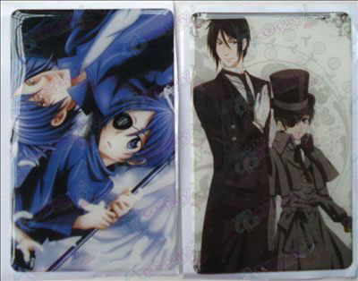 Black Butler Accessories jelly sticker (10 / set)