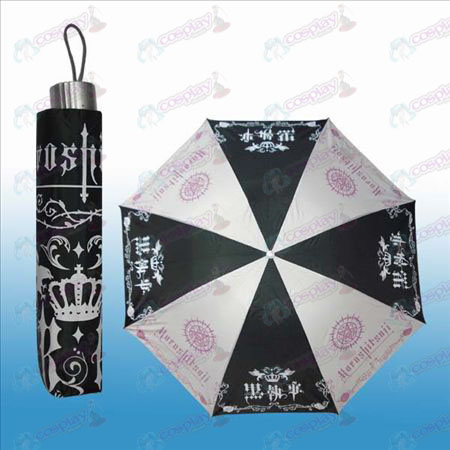 2nd generation Black Butler Accessories Umbrellas