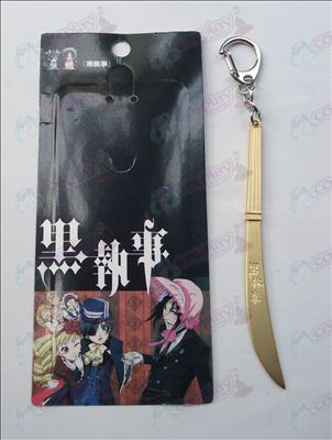 Black Butler Accessories Knife Buckle (copper)