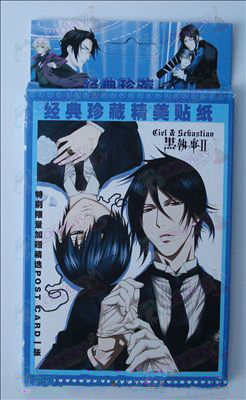 32 Black Butler Accessories Stickers