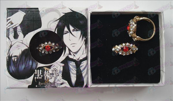 Black Butler Accessories Transylvania Ring