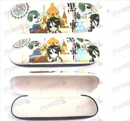 Black Butler Accessories Glasses Case