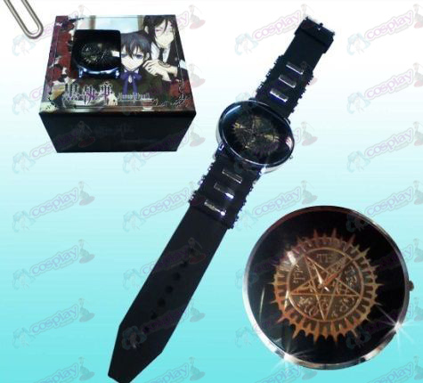 Black Butler Accessories Black watches