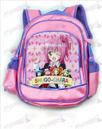 Shugo Chara! Accessories triple backpack 2000