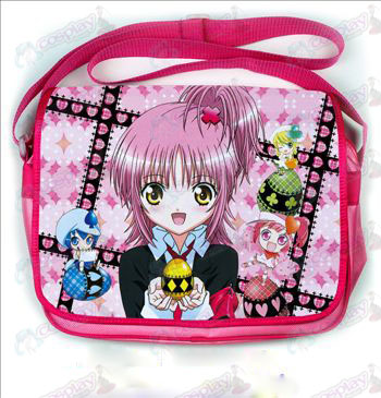 Shugo Chara! Accessories colored leather satchel 501