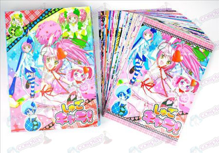 Shugo Chara! Accessories Postcards + card 2