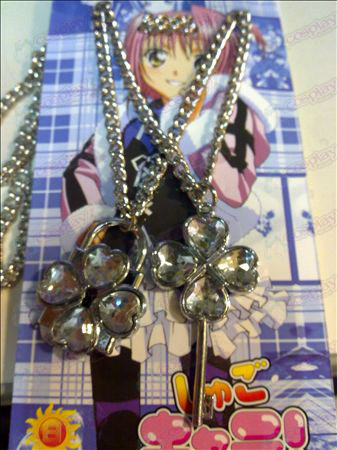Shugo Chara! Accessories Necklace (White)