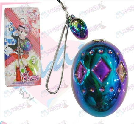Shugo Chara! Accessories soul egg Strap Symphony - box