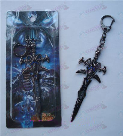 World of Warcraft Accessories Frostmourne sword buckle