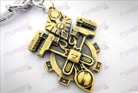 World of Warcraft Accessories pygmies Keychain