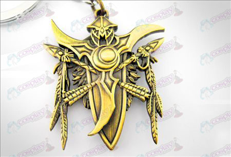 World of Warcraft Accessories Night Elf Key Chain