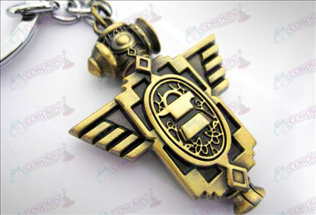 World of Warcraft Accessories dwarves Keychain