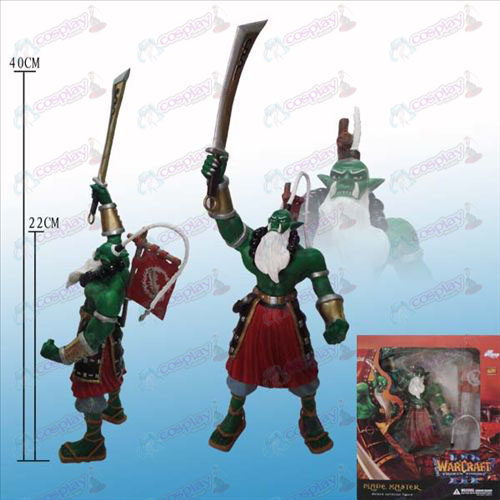 World of Warcraft Accessories Juggernaut hands to do (PVC)