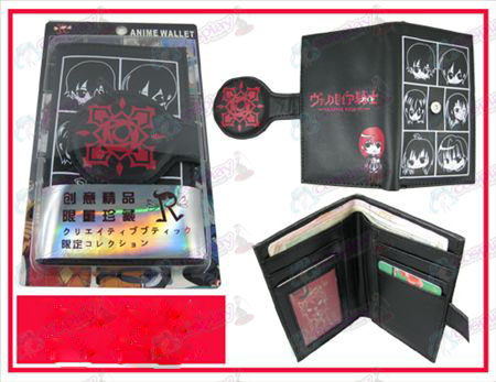Personality wallet-Vampire knight Accessories