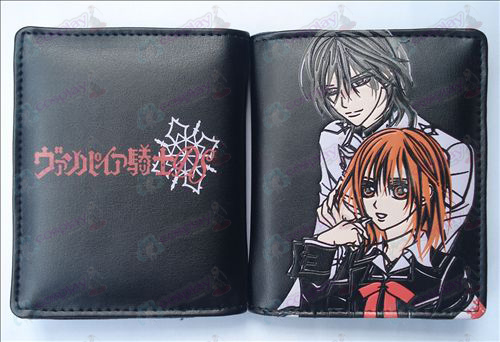 Vampire knight Accessories leather wallet 1