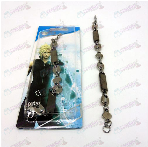 Final Fantasy Accessories Alloy Bracelet