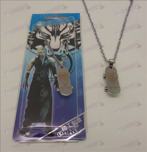 DFinal Fantasy Accessories Skate Necklace