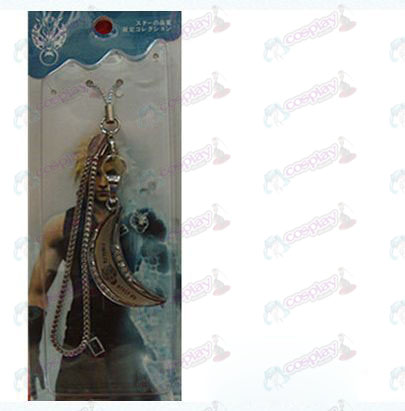 Final Fantasy Accessories moon series phone chain