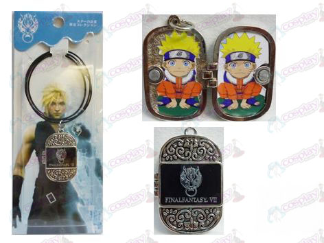 Final Fantasy Accessories Photo Frame Series steel chain