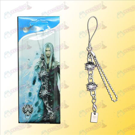 Final Fantasy Accessories Langtou phone rope