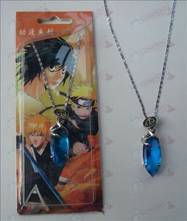 Blister Final Fantasy Accessories sapphire necklace