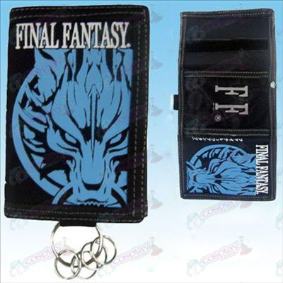 201-28 needle edging fold wallet 02 # Final Fantasy Accessories