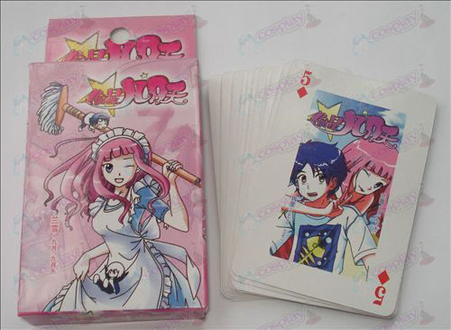 Star-Stealing Girl Accessories Poker (1)