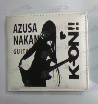 K-On! Accessories tone Wallet (white)