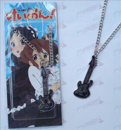 K-On! Accessories Guitar Necklace