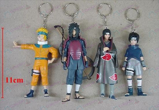 34 generations to increase Ninja keychain