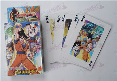 Dragon Ball Accessories Poker