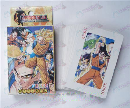 Dragon Ball Accessories (poker) a