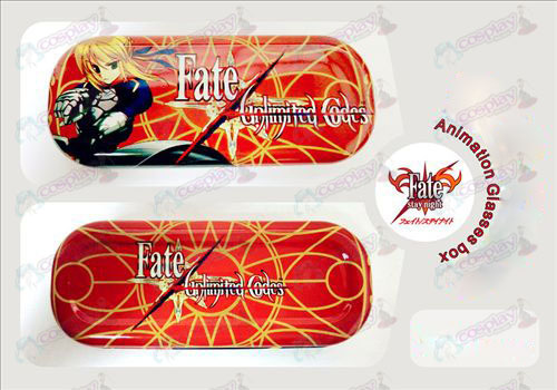 Steins; Gate Accessories Glasses Case