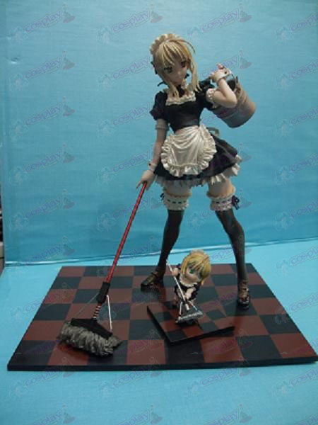 Saber Maid Ver attached mini black Sebastian Sebastian. Jpg