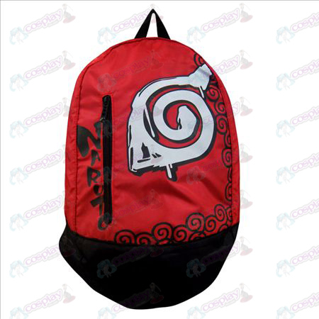 15-169 Backpack 14 # Naruto konoha
