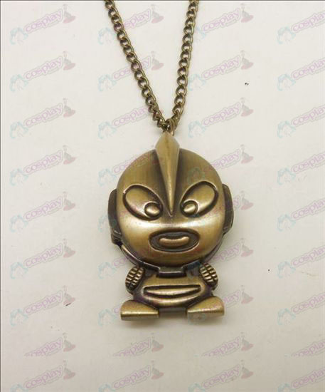 Ultraman Accessories necklace table