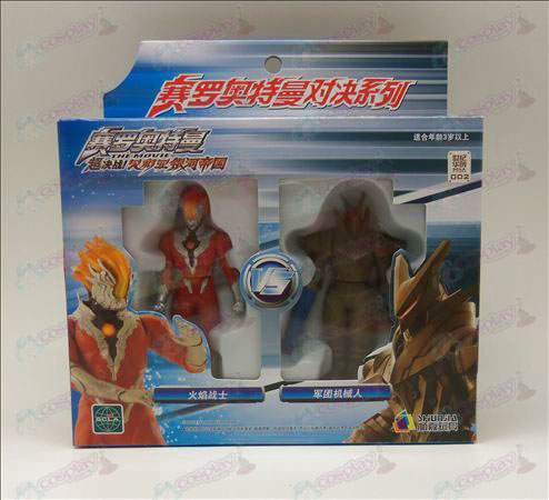 Genuine Ultraman Accessories67644
