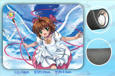 SBD1491Cardcaptor Sakura Accessories anime color mouse pad