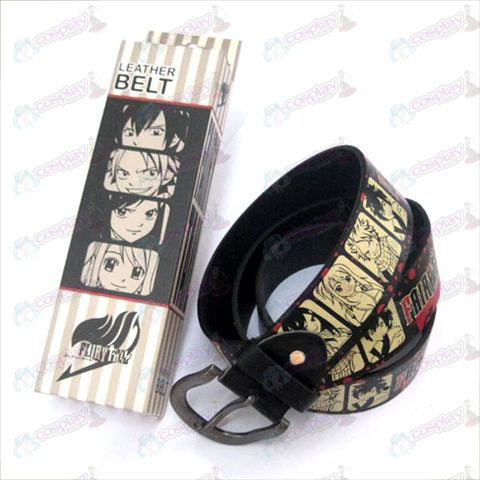 Fairy Tail Accessories Belts