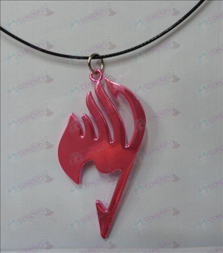 Fairy Tail Accessories Necklace (Pink)
