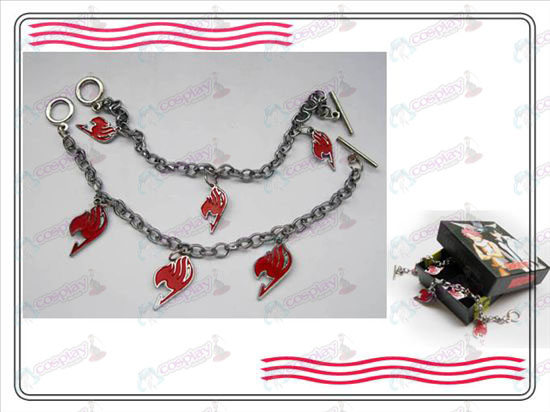 Fairy Tail Accessories couple bracelets