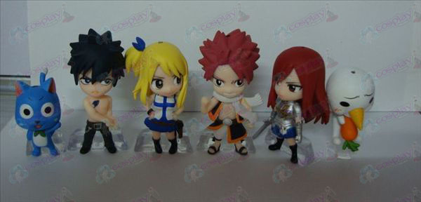 6 Fairy Tail Accessories