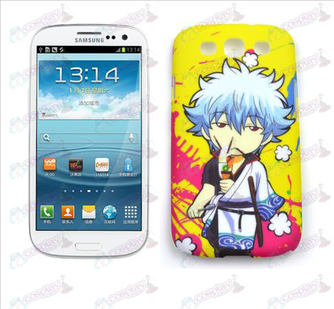 Samsung I9300 mobile phone shell-Gin Tama Accessories09